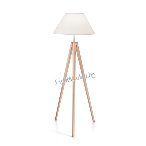 IDEAL LUX Модерен  Лампион TRIDENTE PT1 146317 1xE27
