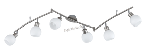 Спот TRIO LIGHTING FREDDY 824810607 6xE14