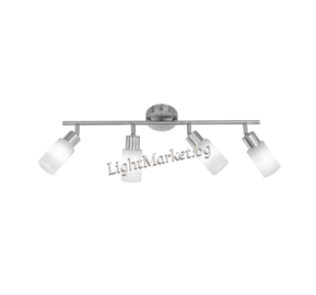 Спот TRIO LIGHTING JONES 871410407 4хE14 4W 3000K