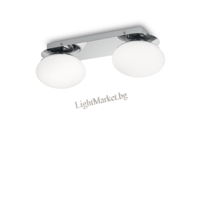 IDEAL LUX LED Плафон EVOLUTION PL2 193137 10W 3000K IP44
