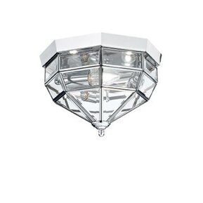 Плафон Ideal Lux 094793 Norma PL3 Chrome